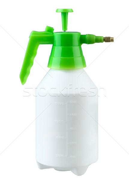 Műtrágya konténer spray injekció zöldségek növény Stock fotó © JohnKasawa