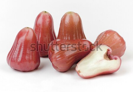Rose apple the great taste of Thailand asian tropical fruit  Stock photo © JohnKasawa