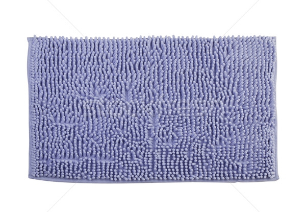 cleaning bathroom door mat on white background  Stock photo © JohnKasawa