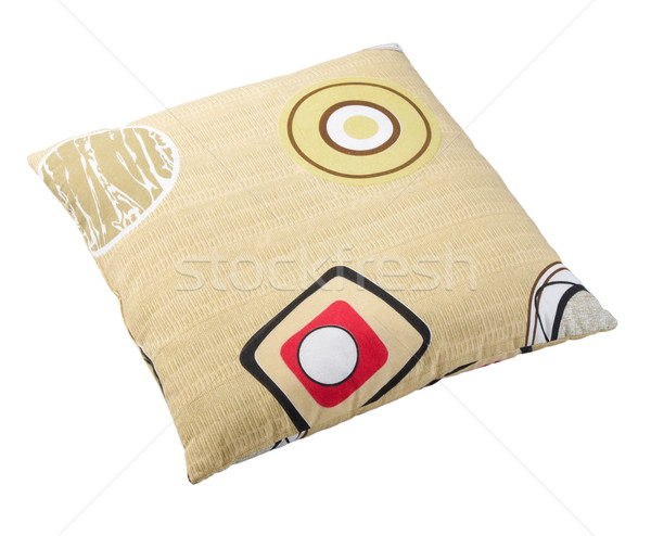 Nice and soft pillow best for your bed or living room  Stock photo © JohnKasawa