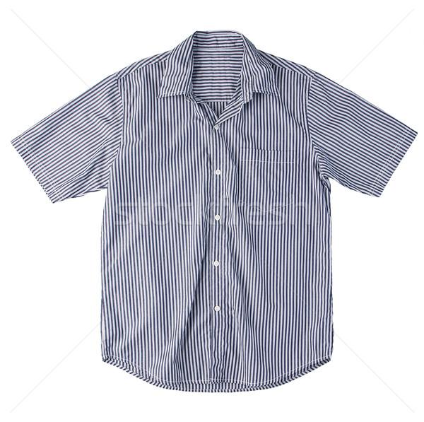 Nice men shirt for casual and lifestyle  Stock photo © JohnKasawa