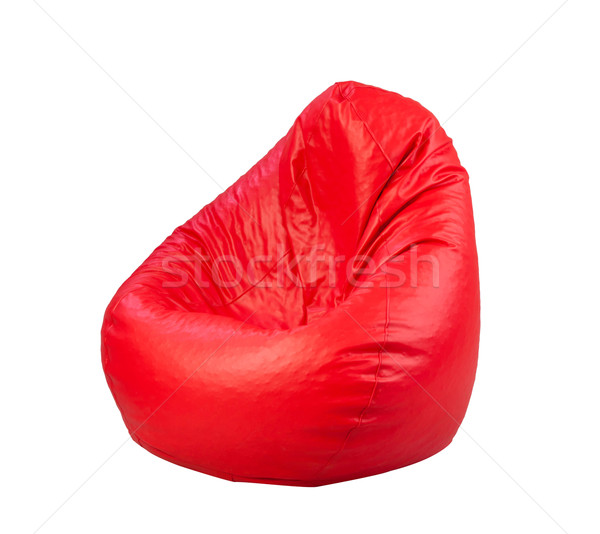 Nice and soft beanbag for your living room  Stock photo © JohnKasawa