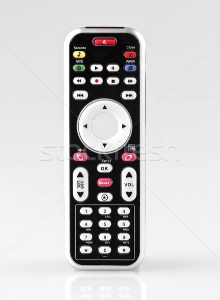 Modern design of the remote control for computer  Stock photo © JohnKasawa