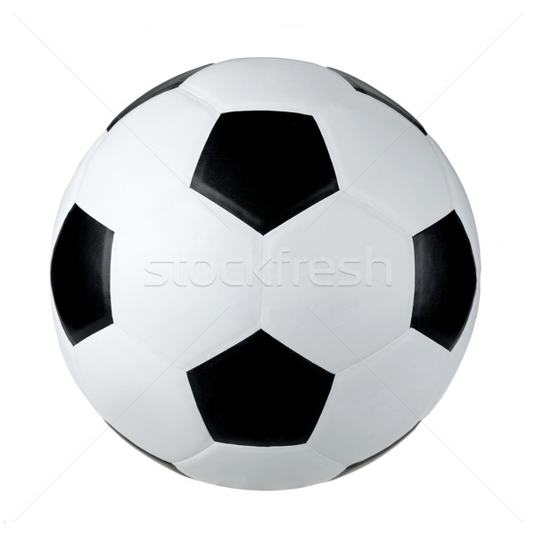 Football a sporting goods isolated  Stock photo © JohnKasawa