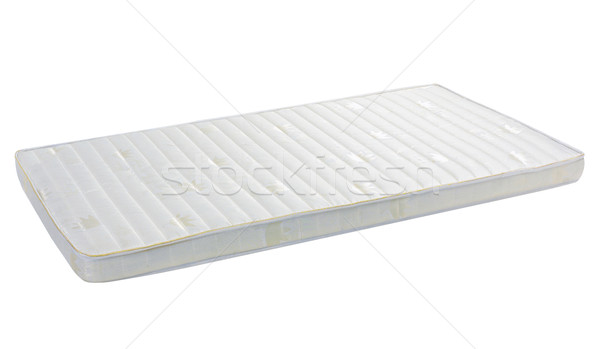 material mattress to supported your anatomy during your bedtime Stock photo © JohnKasawa