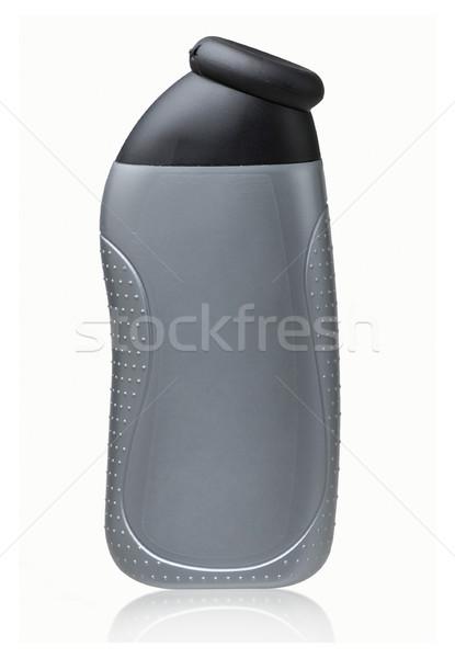 Empty logo or brand of the deodorant bottle isolated  Stock photo © JohnKasawa