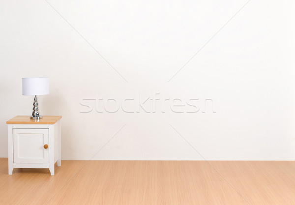 Stock photo: Empty free interior room space a nice choice for your creates