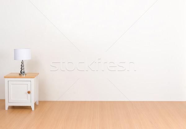 пусто свободный интерьер комнату пространстве Nice Сток-фото © JohnKasawa