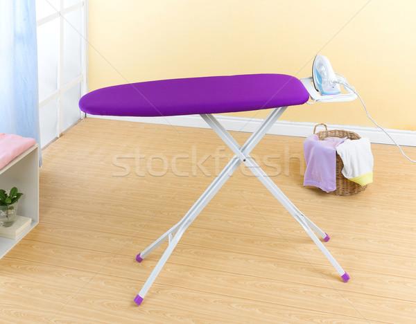 Nice ironing pad Stock photo © JohnKasawa
