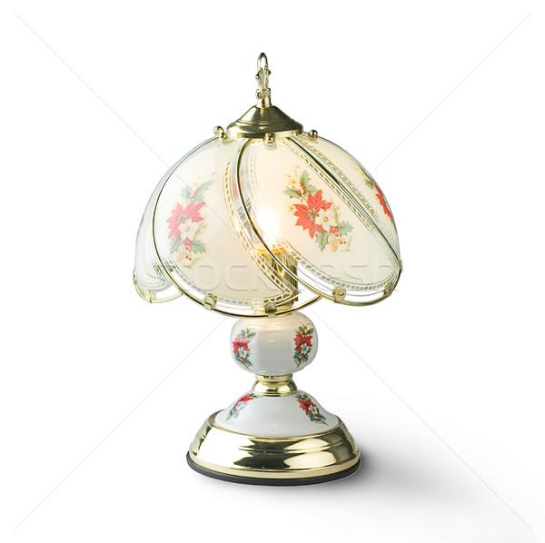 Bedside lamp  Stock photo © JohnKasawa