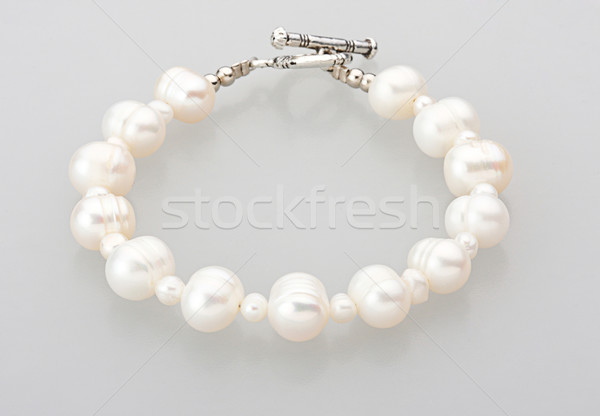 Beautiful pearl arm lace gems from the deep sea  Stock photo © JohnKasawa