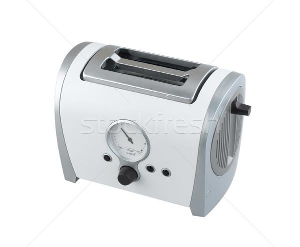 хлеб тостер современных кухне дизайна изображение Сток-фото © JohnKasawa