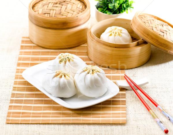 Сток-фото: азиатских · продовольствие · меню · домой