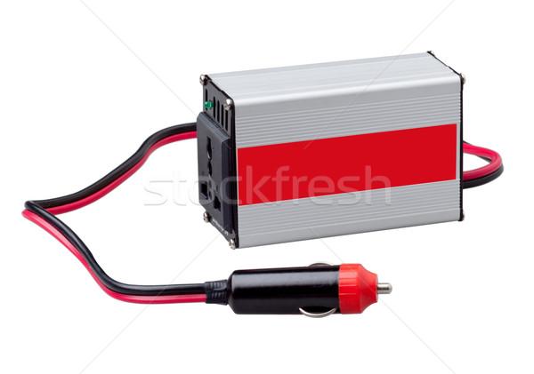 Electric inverter box  Stock photo © JohnKasawa