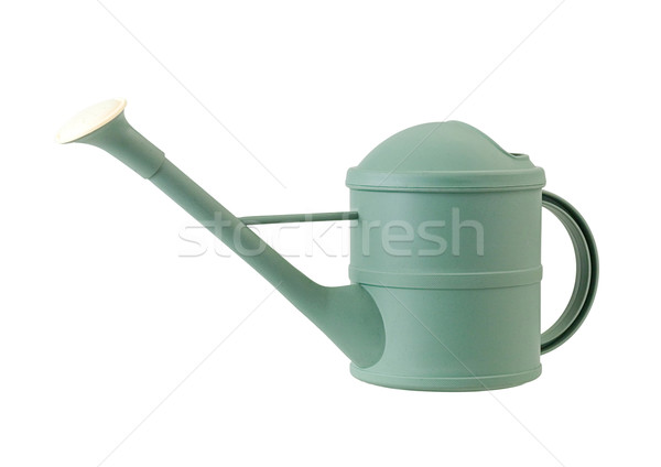 Watering can for your gardening and hobby isolated  Stock photo © JohnKasawa