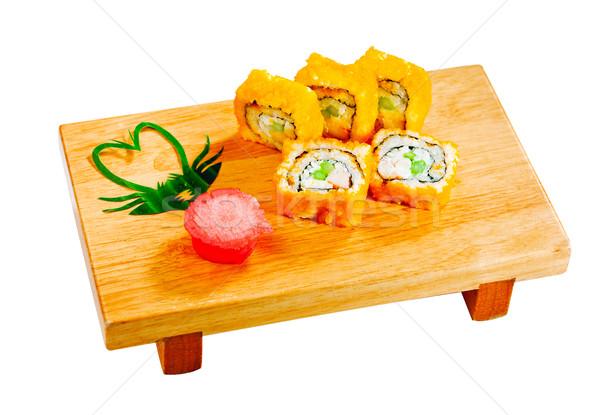 Stock photo: Sushi Japanese food