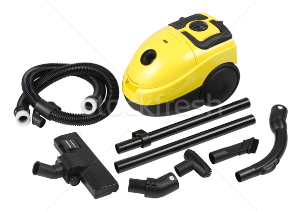 Vacuum dust cleaner and accessory Stock photo © JohnKasawa