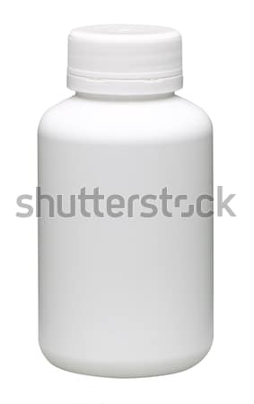 Empty medicine bottel  Stock photo © JohnKasawa