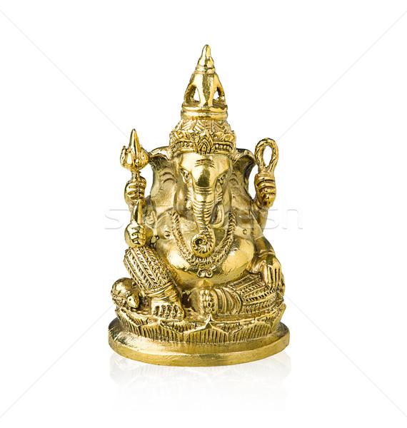 Statue of Ganesha a god of fine art   Stock photo © JohnKasawa