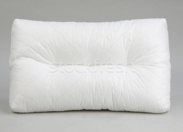 Higiene branco travesseiro dormir saudável Foto stock © JohnKasawa