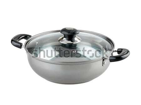 multiple purpose of boiler pot great for your food cooking Stock photo © JohnKasawa