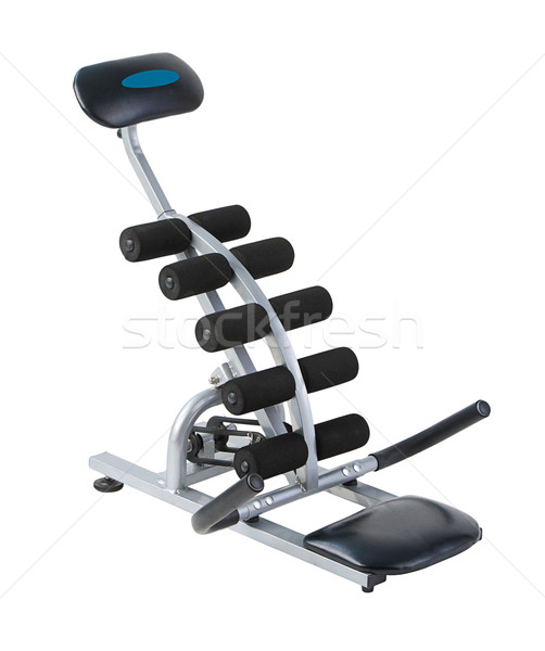 Flexible spring sit up exercise tool Stock photo © JohnKasawa