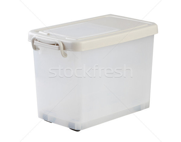 General purpose plastic container box Stock photo © JohnKasawa