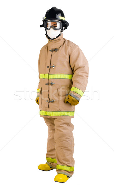 fireman uniform  Stock photo © JohnKasawa
