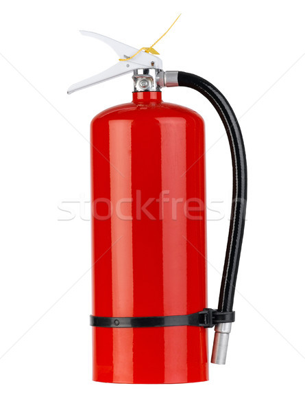 portable fire extinguisher tank for any safety accident Stock photo © JohnKasawa