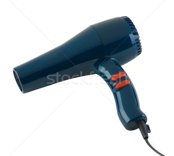 Electronic hair drier strong wind and durable hair salon tool  Stock photo © JohnKasawa