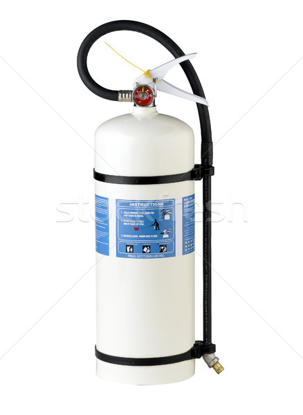 fire extinguisher for fire protection Stock photo © JohnKasawa
