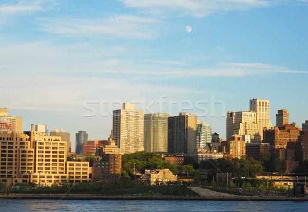 Downtown Brooklyn skyline in New York City Stock photo © johnkwan
