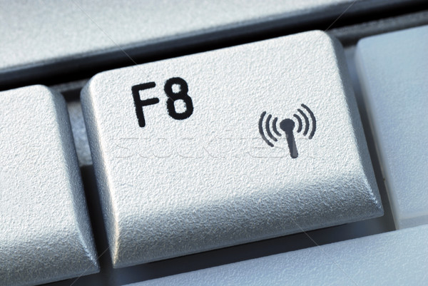 機能 キー ワイヤレス 接続 コンピュータ 技術 ストックフォト © johnkwan