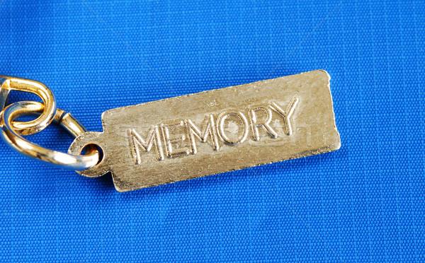 Słowo pamięć koncepcje demencja stracił Zdjęcia stock © johnkwan