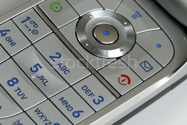 мнение сотовый телефон интернет знак Сток-фото © johnkwan