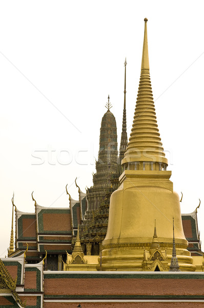 Grand Palace in Bangkok, Thailand Stock photo © johnnychaos