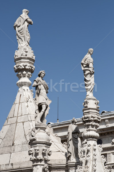 St Mark's Basilica Venice, Italy Stock photo © johnnychaos