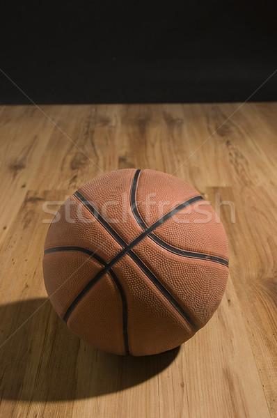 Basketbol doku arka plan spor Stok fotoğraf © johnnychaos