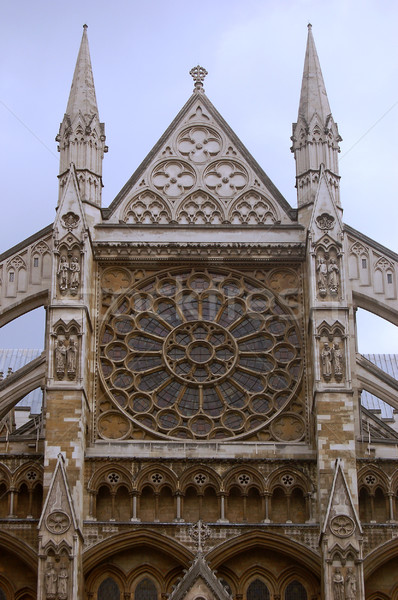 Westminster Abbey, London, England Stock photo © johnnychaos