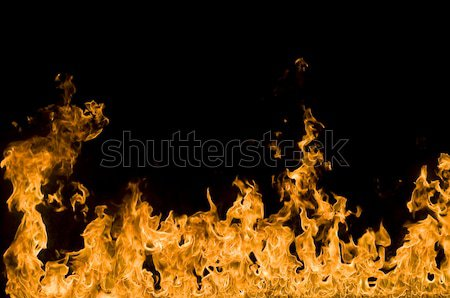 Fire Stock photo © johnnychaos