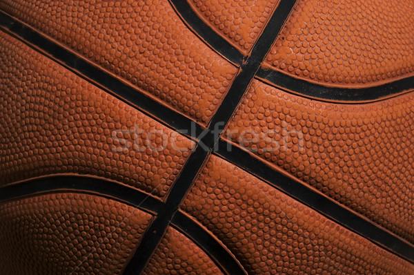 Kosárlabda textúra magas részletes kosár labda Stock fotó © johnnychaos