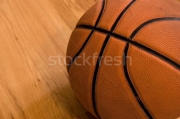 Koszykówki tekstury tle sportowe Zdjęcia stock © johnnychaos