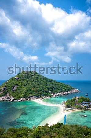 Ko Nangyuan islands in Thailand Stock photo © johnnychaos