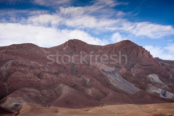 谷 アトラス 山 モロッコ 近い ストックフォト © johnnychaos