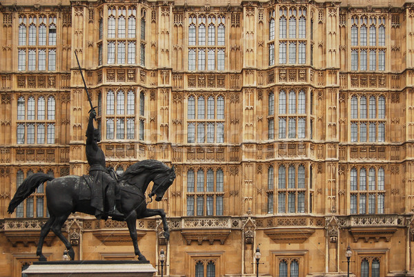 House of Parliament in London Stock photo © johnnychaos