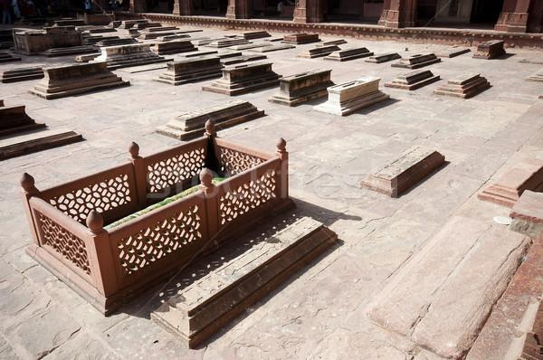 Fatehpur Sikri, Agra, Uttar Pradesh, India  Stock photo © johnnychaos