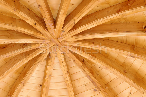 wooden ceiling  Stock photo © johny007pan