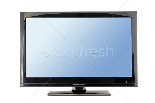 blue tv monitor Stock photo © johny007pan