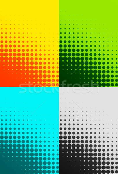 Abstract colorful background Stock photo © Johny87