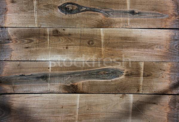 Textura velho secretária árvore parede Foto stock © Johny87